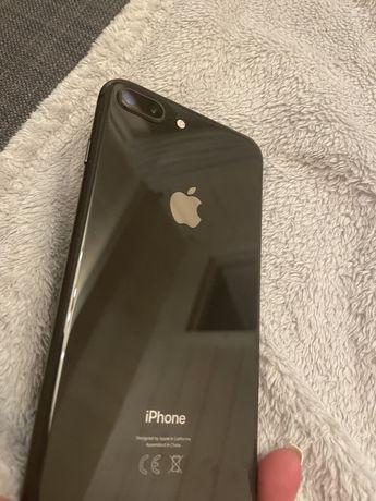 Iphone 8 plus czarny 64 GB, 3-letnia gwarancja!