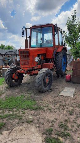 Трактор МТЗ 82 на ходу с документами