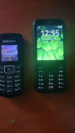 STARE ALE Sprawne Nokia RM-1012 , SAMSUNG GT-E 1080i