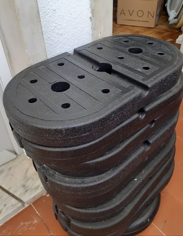 Pesos para máquina de musculação / halteres 5 kg