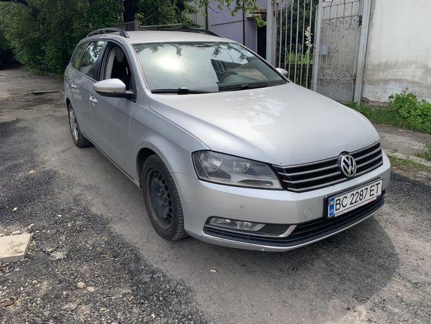 Volkswagen Past B 7