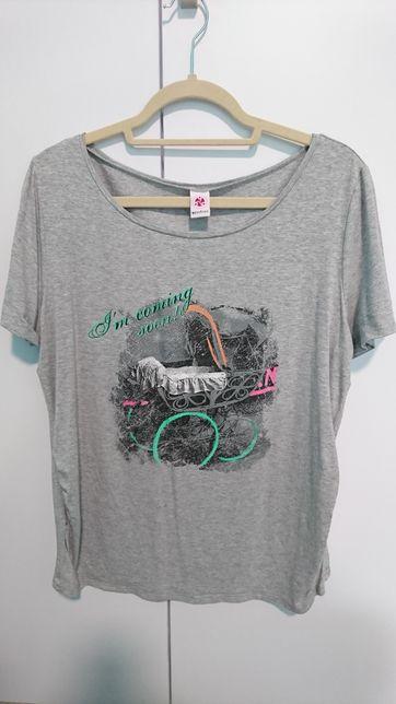 Nowy t-shirt ciążowy marki 9fashion