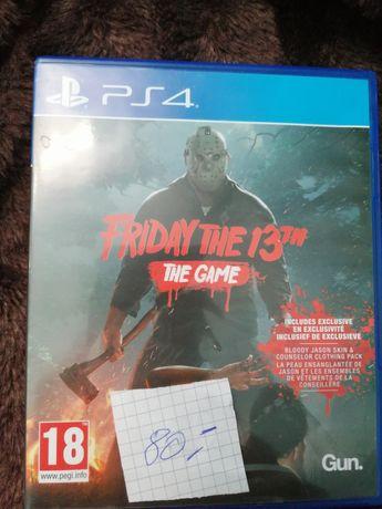 Friday the 13 na PS4
