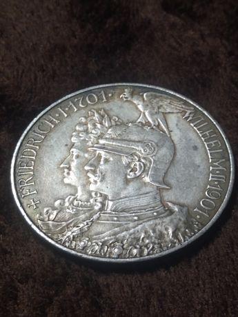 5 marek 1901 A 200 lecie królestwa Prus