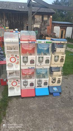 Automaty zarobkowe sprzedające