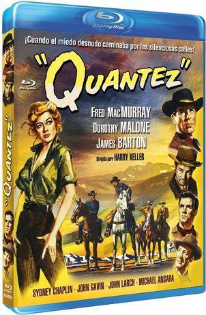 Quantez/Quantez - A Cidade Perdida(Blu-Ray)-Importado