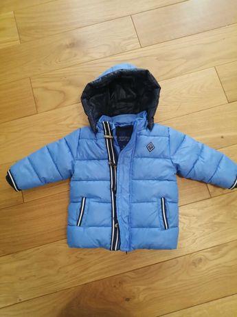 Chłopięca kurtka zimowa mayoral rozmiar 74