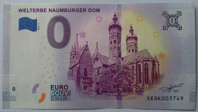 0 euro - Welterbe Naumburger Dom