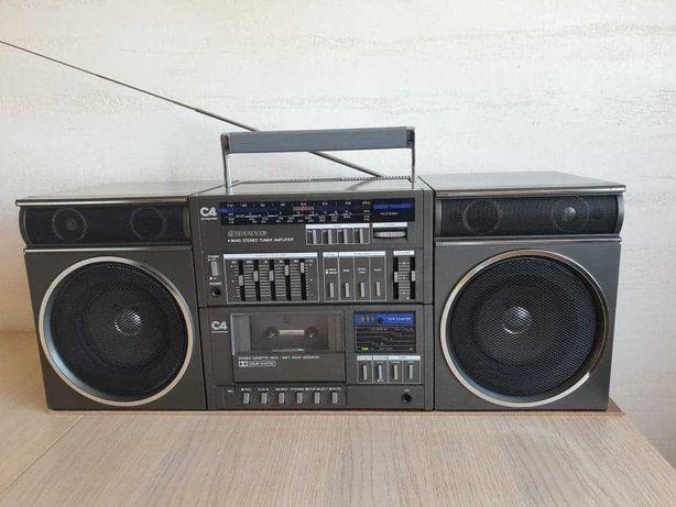 Sprzedam radiomagnetofon Sanyo - stan idelany
