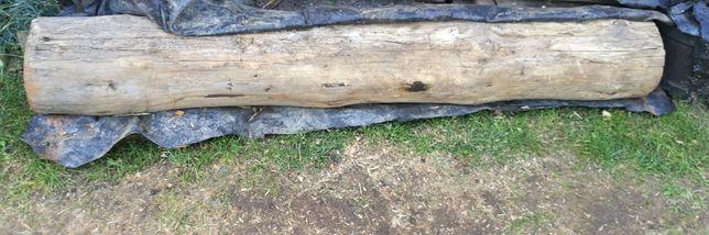 Stara belka drewniana