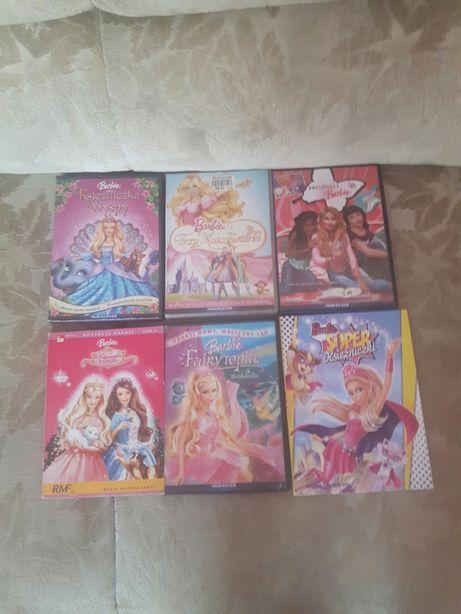 Płyta Barbie Winx Scoby Doo Monster High
