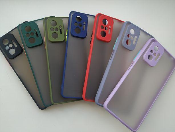 Чехол Xiaomi redmi 7/8/9a/9NFC/9c,Note 7pro/8t/9pro/9s/10pro/10s,Poco