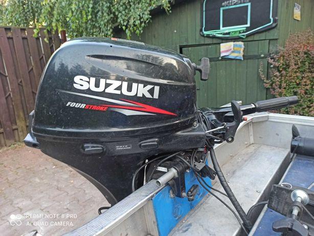 Silnik zaburtowy SUZUKI DF15-A 15km