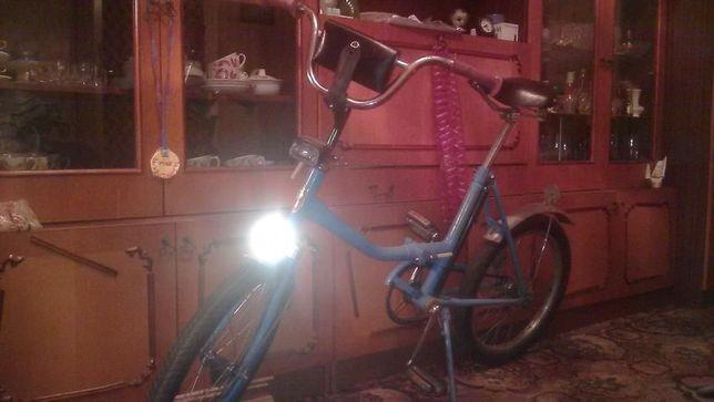 велосипед Минск раскладной 20 дюймов
