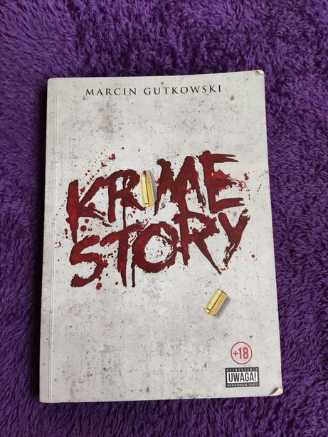 Książka Krime Story