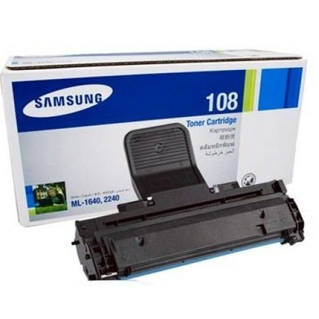 Toner Compatível Samsung ML1640/ML-2240 Preto (1500 pág.)