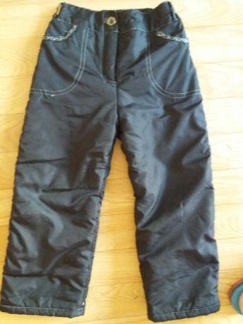 брюки теплые на синтипоне