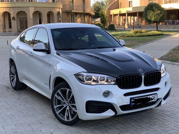 BMW X6 M50i Individual Official 2016