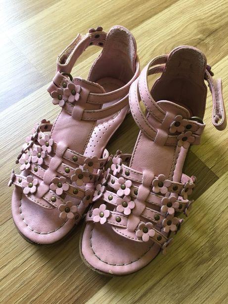 JAK NOWE! Sandałki rozmiar 27