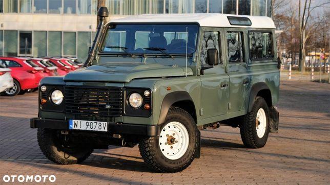 Land Rover Defender 2.2 Td4, Salon Pl, 7 Miejsc, Fv 23%