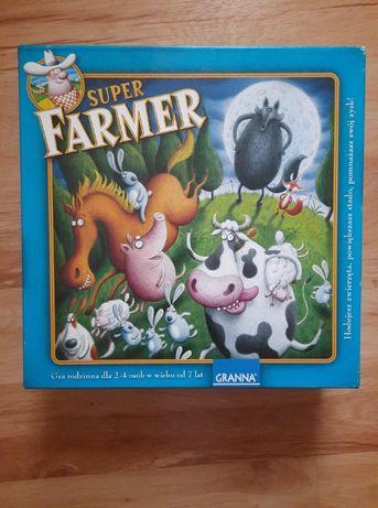 Gra rodzinna Super Farmer