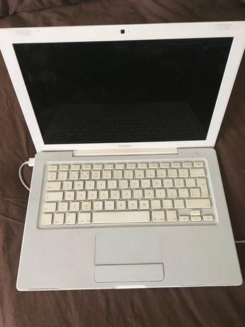 Macbook antigo. Ecran com problemas