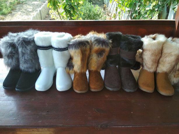Унты женские.зимняя обувь.женская обувь.размеры37.38.39.40.41.42