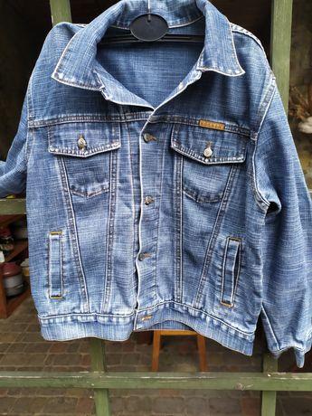 Куртка джинсова чоловіча