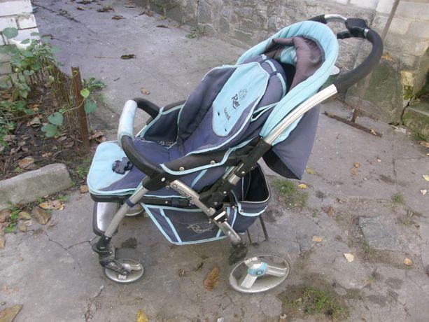 коляска детская Quatro