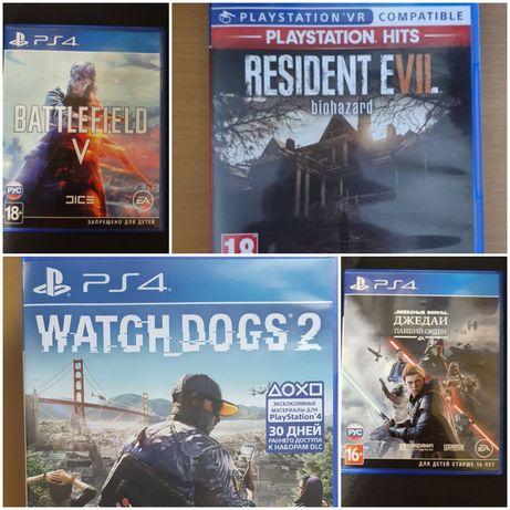 Продам  Battlefield V і Джедаї павший орден Mafia definitive edition