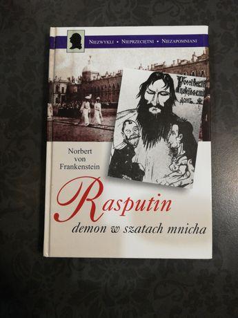 Rasputin. Demon w szatach mnicha.