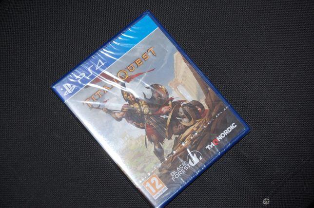 Gra Ps4 Titan Quest PS4- NOWA w FOLI