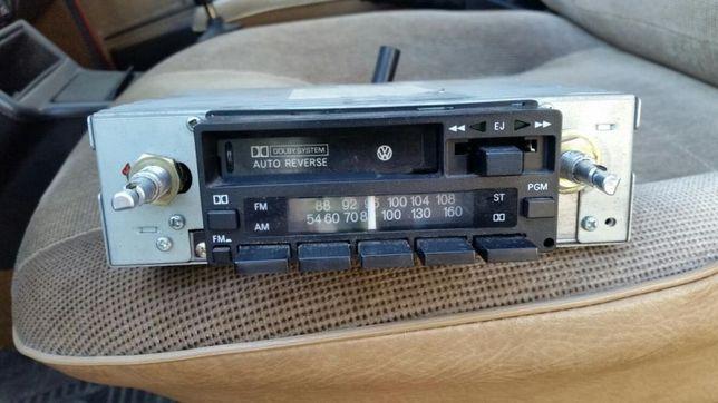 Auto radio antigo volkswagen RARO