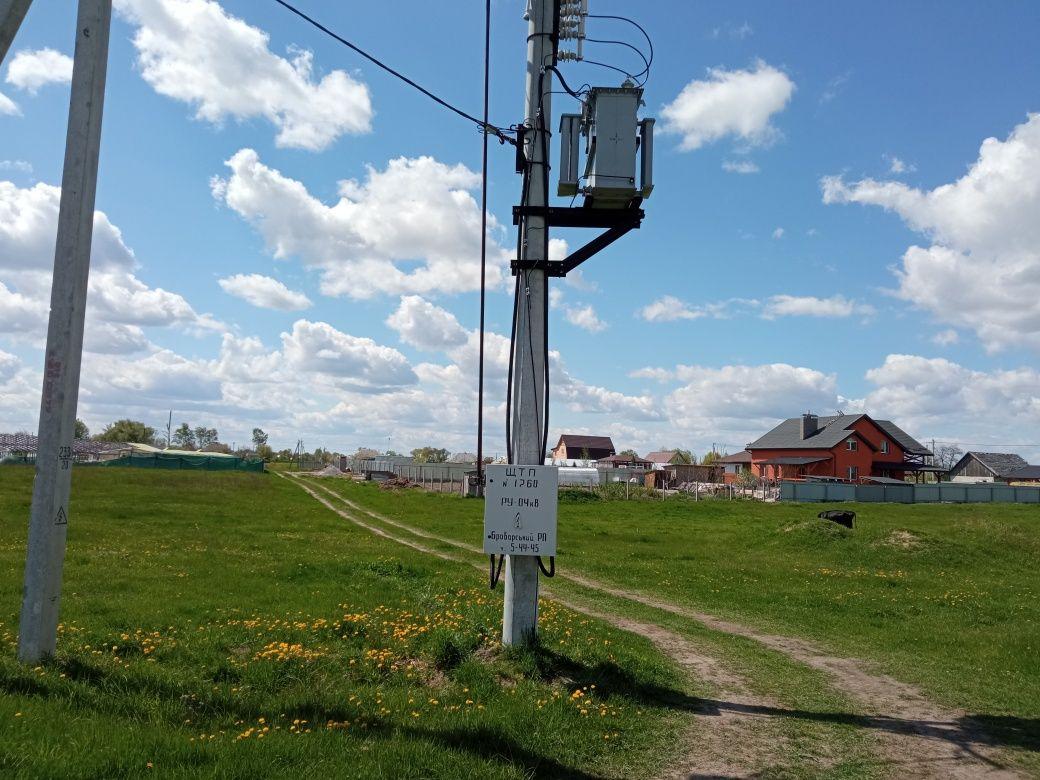 Продам участок Гоголев Киевская область под застройку