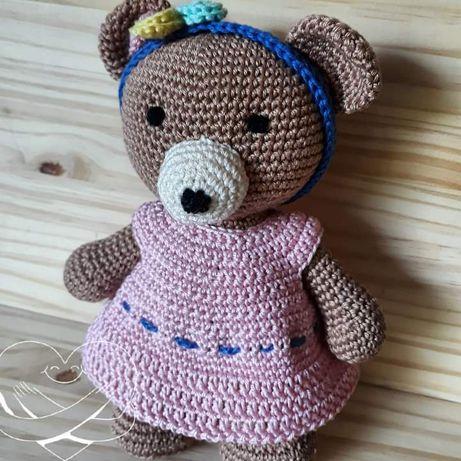 Ursinho em crochet