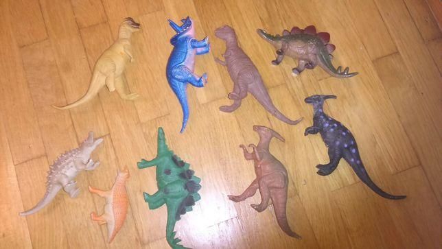 Динозаври, як живі