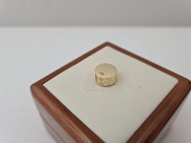 Złota przywieszka do bransoletki pr.585 * CHARMS * PANDORA *