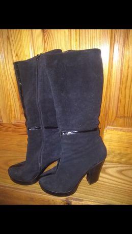 Продам демісезонні чоботи