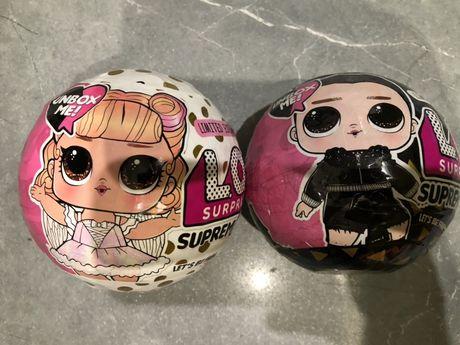 Куклы LOL Surprise Bffs Limited Edition Жених и Невеста 2 шара