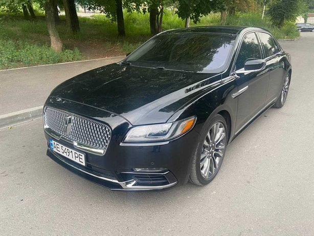 Lincoln Continental Reserve 2017