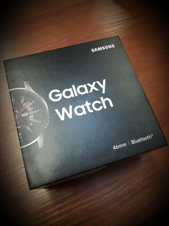 Smartwatch SAMSUNG Galaxy Watch 46mm NOWY
