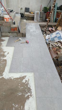 Pedreiro/trolha/pintor e tudo na construção civil