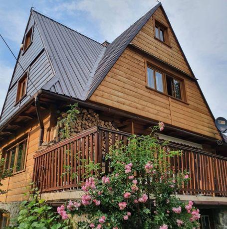 dom w górach do wynajęcia z kominkiem dla max 10 osób