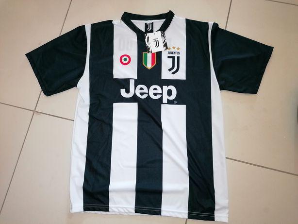Camisola Juventus nome Ronaldo - nova