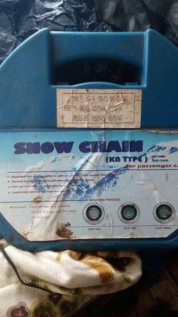 Цепки на колеса,для їзди по снігу та грязі