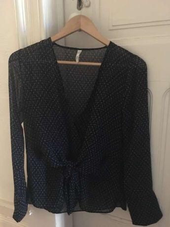 Blusa nova Mango Suit