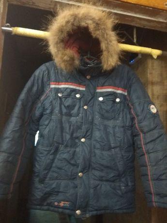 Зимняя куртка  Кико на подростка 10-12 лет