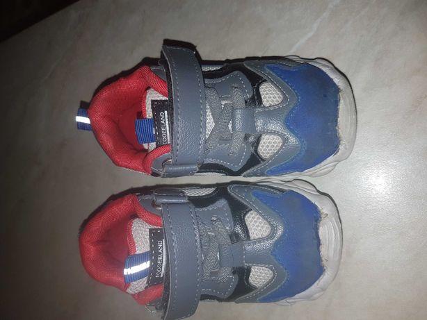 Детские кроссовки, ортопедическая обувь, кроссовки кожа.