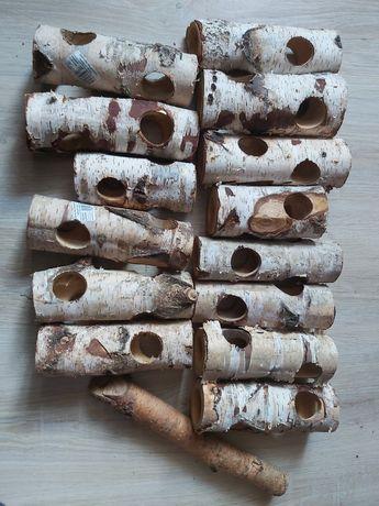Labirynt dla gryzoni drewno szczur chomik wiewiórka