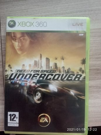 NFS undercover xbox 360